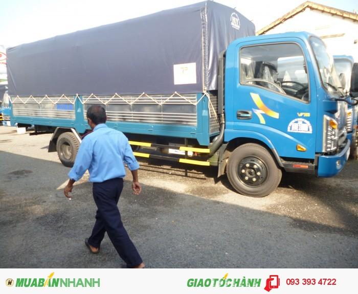 Xe tải veam vt252 máy mạnh chạy êm