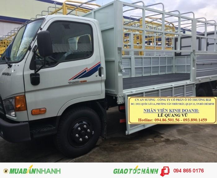 Hyundai Trường Hải An Sương, cung cấp Hyundai tải TP.HỒ CHÍ MINH, Xe tải nâng tải 6.4 tấn trường hải Thaco 2