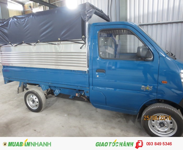 Xe tải  VEAMSTAR 860kg, chất lượng cam kết, giá tốt nhất thị trường. 4