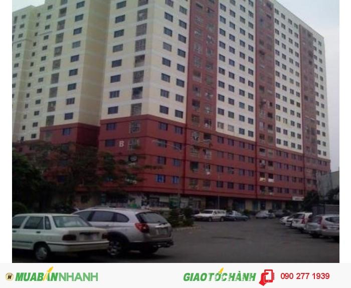 Cho thuê căn hộ chung cư Mỹ Phước, Bình Thạnh