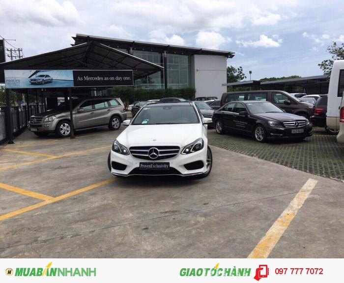 Mercedes-Benz E250 sản xuất năm 2016 Số tự động Động cơ Xăng