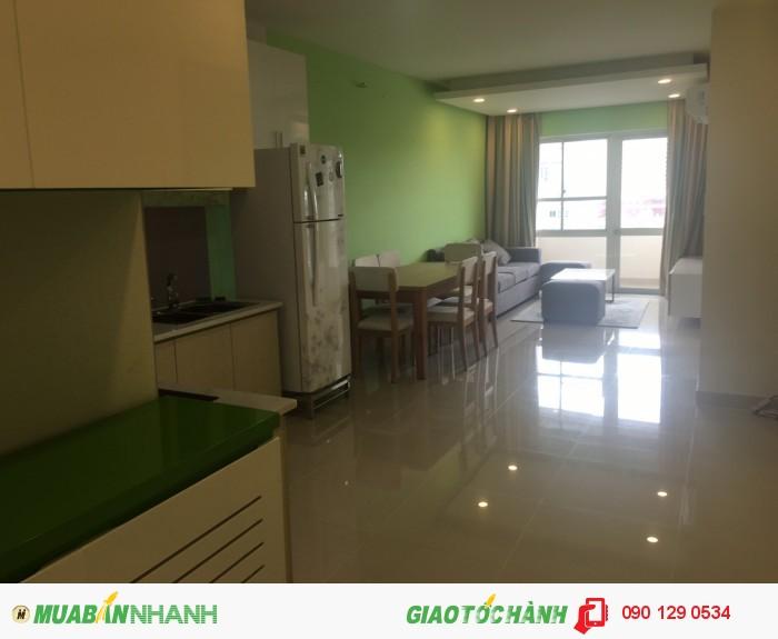 Bán gấp CH Saigonland Apartment, ngay D2, quận Bình Thạnh, 3 Phòng ngủ