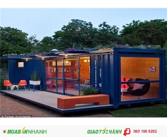 Cho Thuê, Bán Container 20-40 Feet Giá Rẻ, Đẹp tại Đà Nẵng