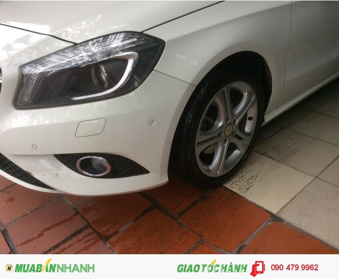 Mercedes-Benz A200 sản xuất năm 2014 Số tự động Động cơ Xăng