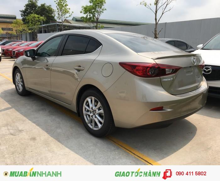 Mazda 3 sedan mới sx 2016, đủ màu giao xe nhanh tại Hưng Yên