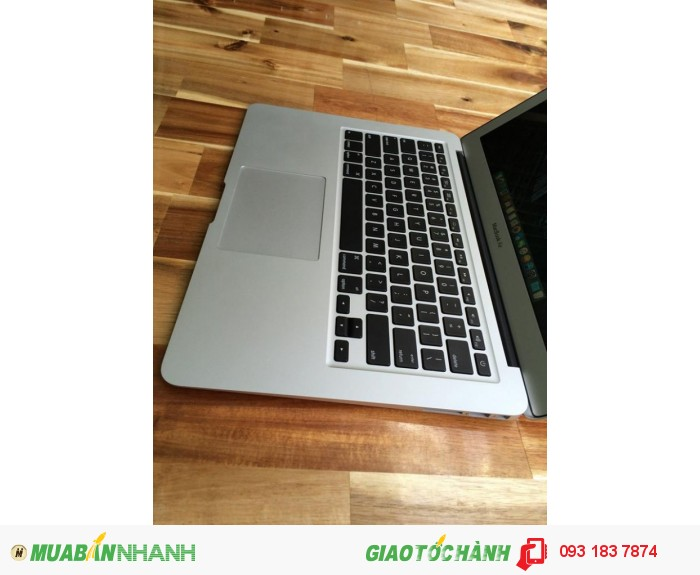 Macbook air 2013 MD761 | pin 8h đến 10 giờ.