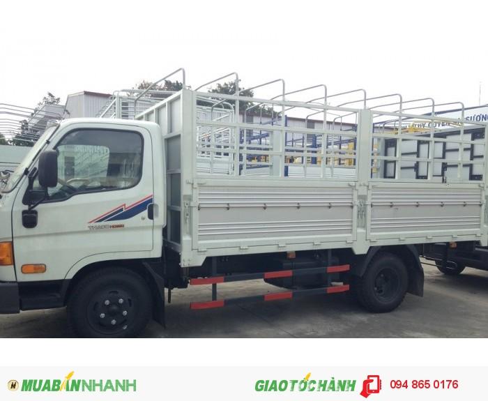 Hyundai tải 6.5 tấn TP.HCM dòng xe chất lượng cao trên thị trường