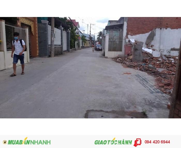 Bán đất mặt tiền đường số 7 DT 70m2 giá 24.5tr/m2