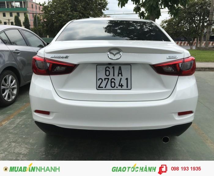 Bán Mazda2 Sedan 1.5L AT Hưng Yên - Hải Dương HỖ TRỢ TRẢ GÓP 80%