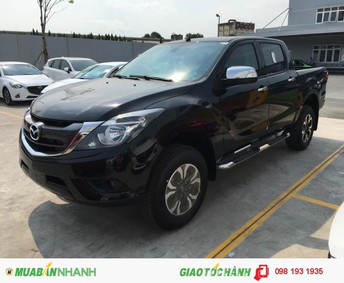 Bán Mazda bán tải BT-50 2.2 AT 2WD  Hưng Yên - Hải Dương 2016 HỖ TRỢ TRẢ GÓP 80%