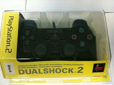 Tay cầm PS2 chính hãng có hộp