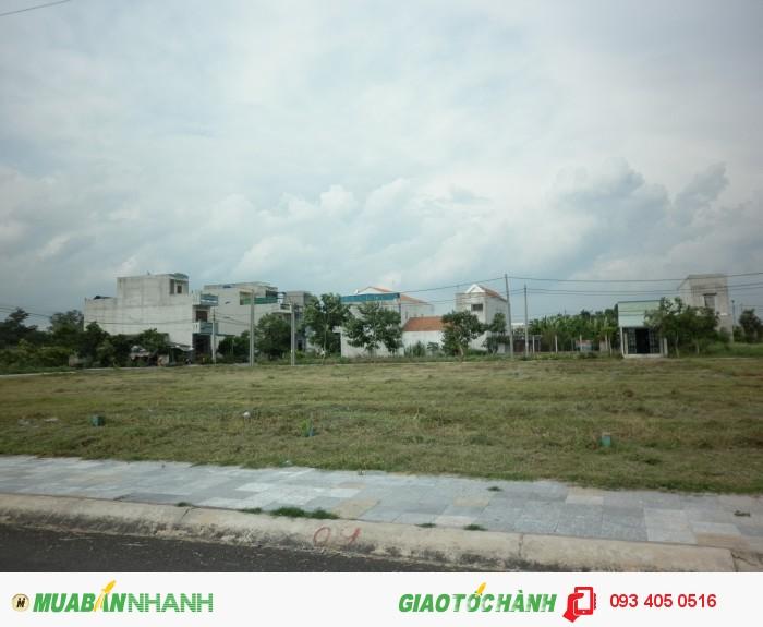Đất LK BV Nhi Đồng 3, 100m2, thổ cư, SHR, XD tự do.