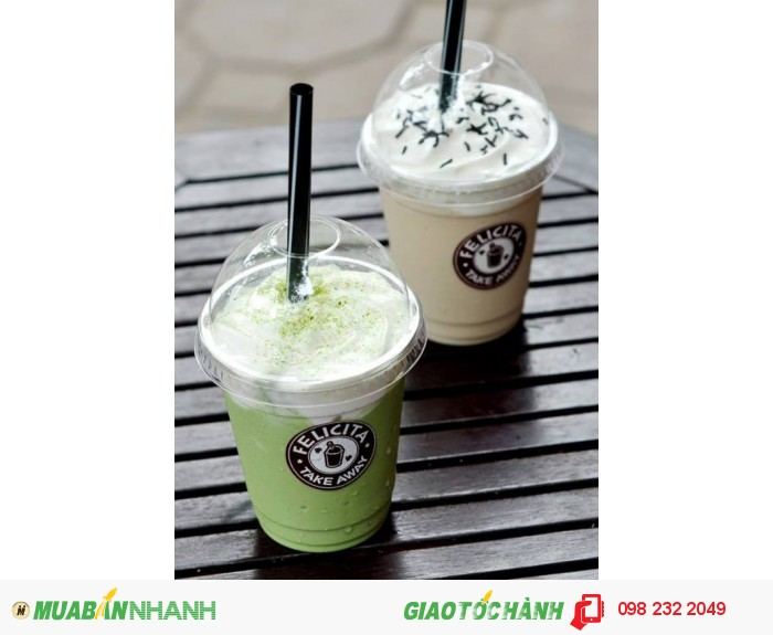 Ly nhựa coffee take away in logo giá sỉ