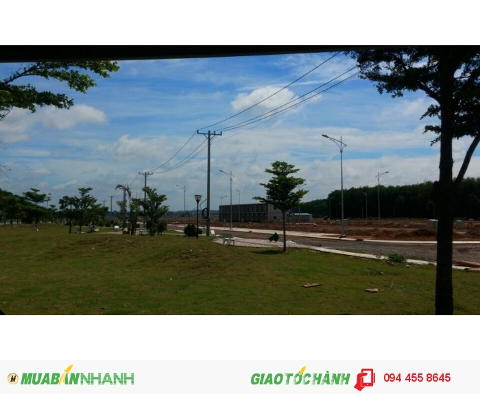 Bán đất giá rẻ Thủ Dầu Một đối diện KCN VSIP II mở rộng