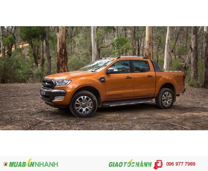 Ford Ranger Hiện Đại Và Đẳng Cấp