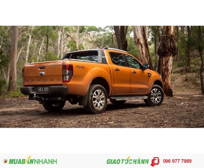 Ford Ranger Hiện Đại Và Đẳng Cấp 3