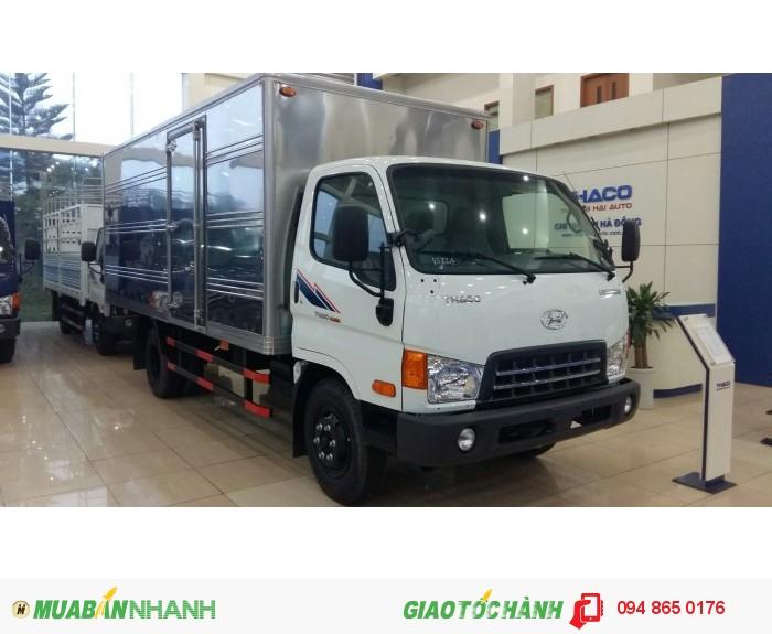 Xe Tải Trường Hải TP.HCM thaco Hyundai HD65 5 tấn