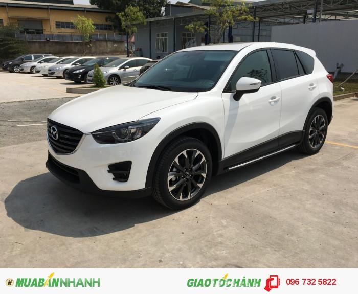 MAZDA Hưng Yên - Hải Dương bán Mazda CX-5 2.5 2WD 2016 1 tỷ 35 triệu