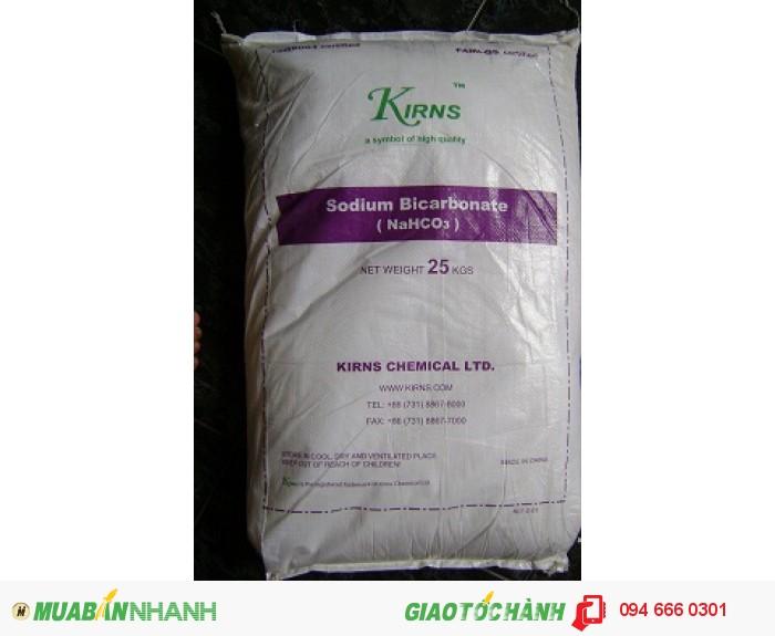 Bicarbonate of soda, Natri bicacbonat, Bột nở, Bột nổi, Natri hiđrocacbonat2