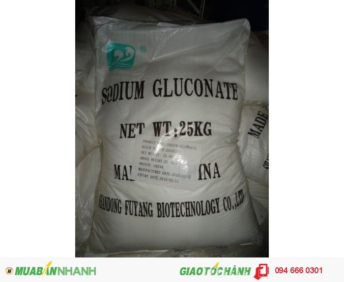 Mua bán Sodium Gluconate0