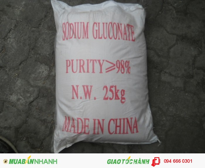 Mua bán Sodium Gluconate2
