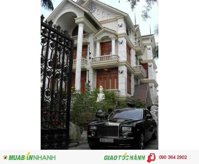 Bán Khách sạn 283/ Phạm Ngũ Lão q1, Giá:  25.3 tỷ