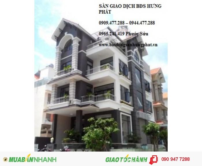 Bán nhà biệt thự Quận 7 An Phú Hưng