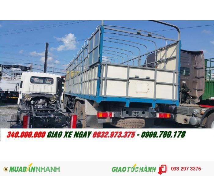 Mua bán xe dongfeng 4 chân/4 giò 18 tấn trả góp giá rẻ nhất miền nam 2