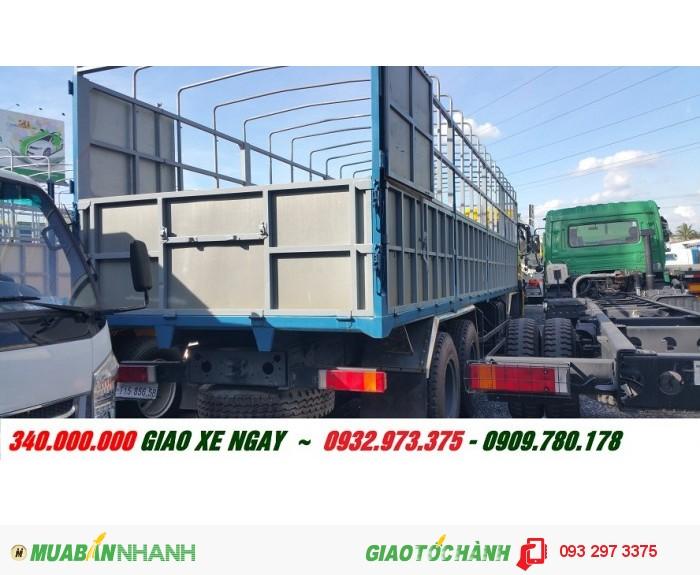 Mua bán xe dongfeng 4 chân/4 giò 18 tấn trả góp giá rẻ nhất miền nam 3