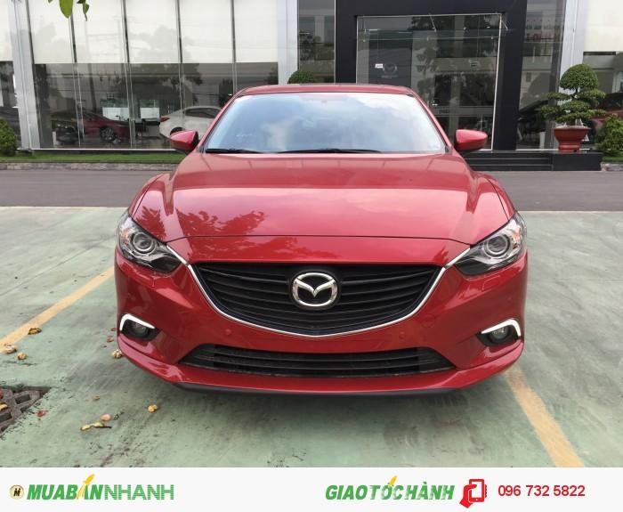 Mazda Hải Dương – Hưng Yên Bán Xe Mazda 6 2.0 At 2016 Giá 965 Triệu
