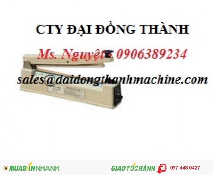 Máy hàn miệng túi nylon nhấn tay PFS300 / PFS400 / PFS500 giá rẻ0