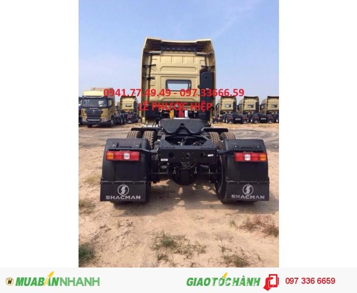 Hàng mới về ! Dòng sản phẩm xe đầu kéo Shacman X3000