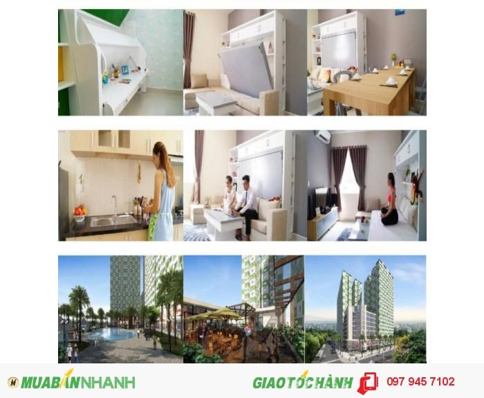 Mở bán Block A1 căn hộ Đạt Gia Centre Point giá chỉ từ 836 triệu/ căn 2 phòng ngủ.