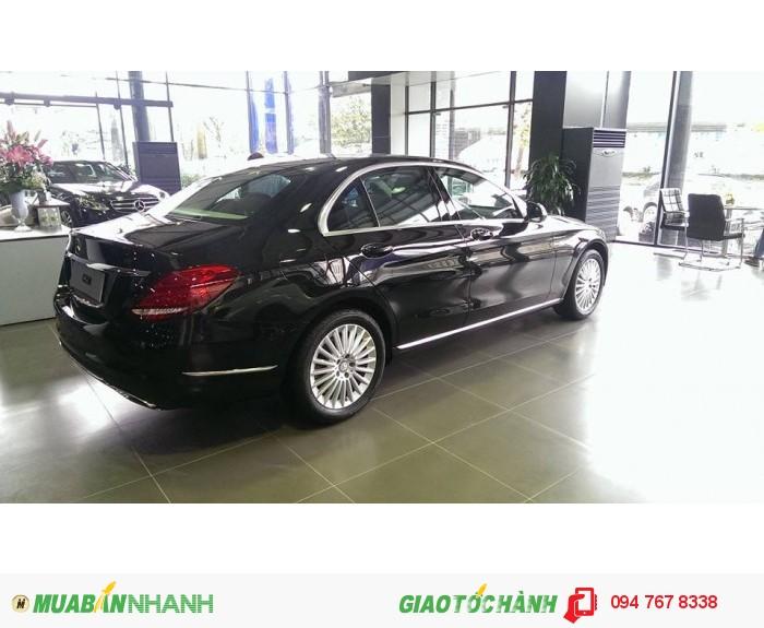 Mercedes C250 2016 đủ màu KM giảm ngay 70tr 0