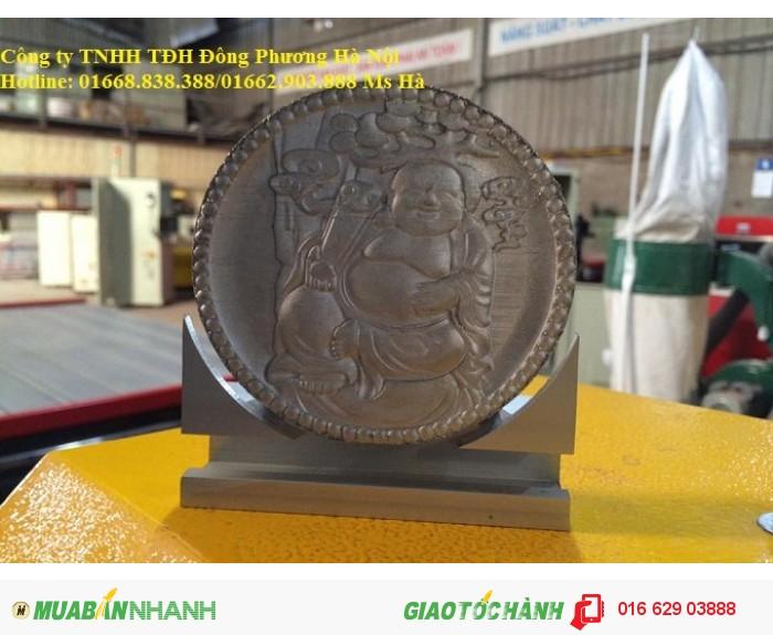 Máy CNC khắc đa đa năng 1 đầu tốt nhất cho ngành điêu khắc, 3