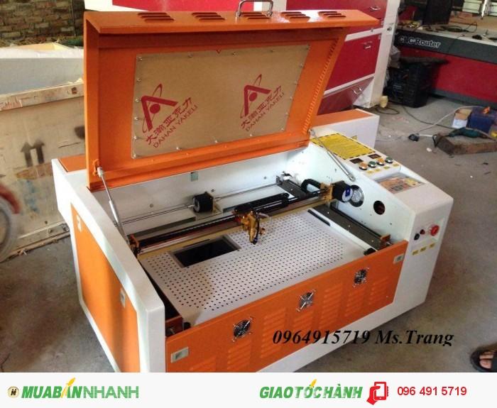MÁY laser 6040 tốt hơn với hệ điều khiển acw lưu file mẫu