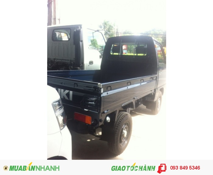 Suzuki truck 550kg - giá khuyến mãi cuối tháng 1