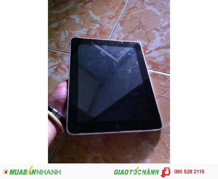 Ipad 1 only wifi 16G + ID Apple