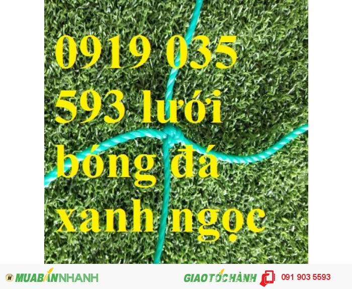 Lưới cầu môn, Lưới khung thành sân bóng đá, lưới bao che sân banh