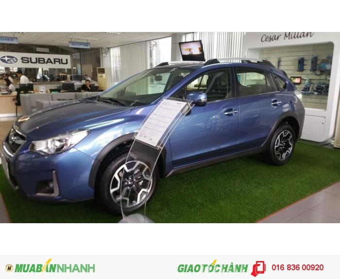 Subaru XV 2016 nhập khẩu Nguyên chiếc