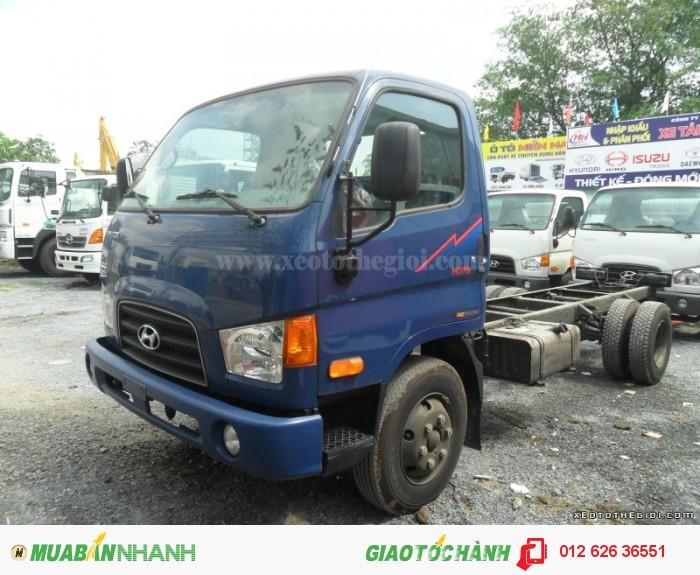 Xe tải Hyundai Mighty HD78, giá tốt, xe có sẵn, giao xe ngay
