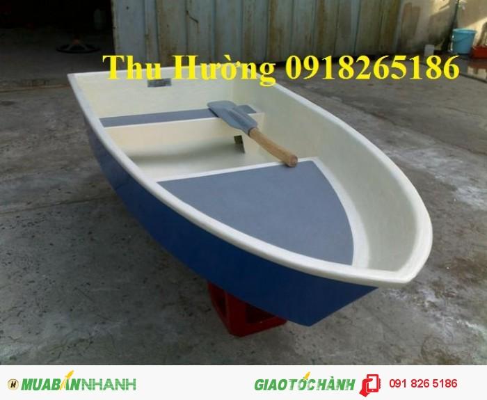 Chuyên cung cấp thuyền composite chèo tay giá rẻ