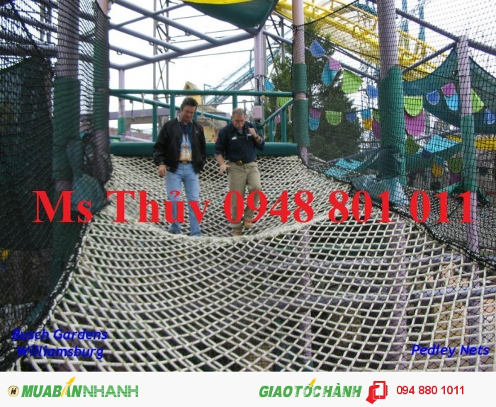 Lưới bao che xây dựng cầu đường, lưới chắn vật rơi đảm bảo an toàn cho công trình xây dựng, 7