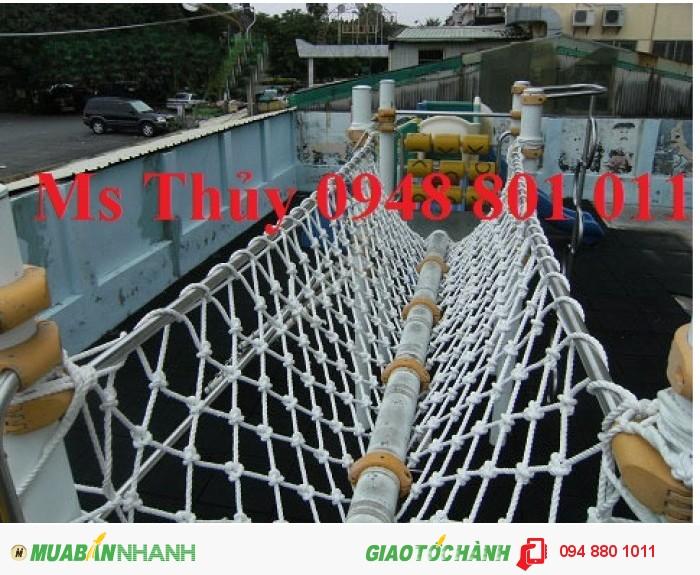 Lưới bao che xây dựng cầu đường, lưới chắn vật rơi đảm bảo an toàn cho công trình xây dựng, 10