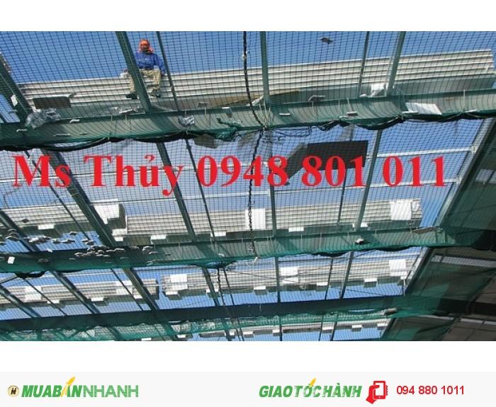 Lưới bao che xây dựng cầu đường, lưới chắn vật rơi đảm bảo an toàn cho công trình xây dựng, 16