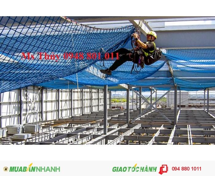 Lưới bao che xây dựng cầu đường, lưới chắn vật rơi đảm bảo an toàn cho công trình xây dựng, 19