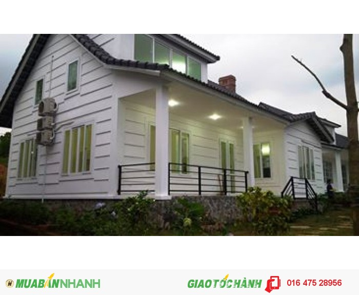Biệt thự nghỉ dưỡng nhà vườn Beverly Hill Lương Sơn - Hòa Bình