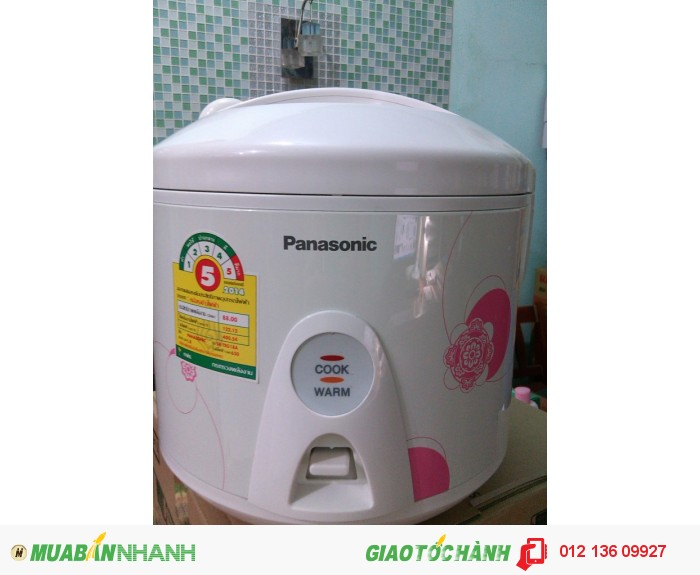 Nồi cơm điện Panasonic SR-TEG18A