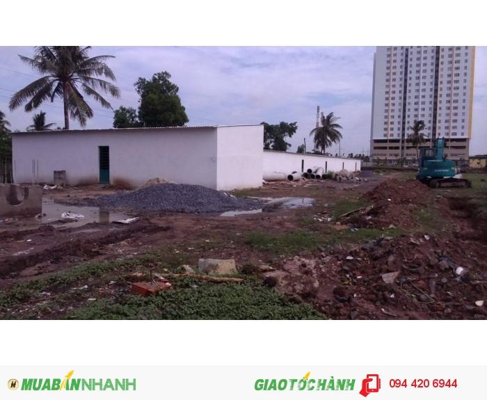 Bán đất đường NGÔ CHÍ QUỐC DT 72m2 giá 17.7tr/m2, đã có sổ riêng