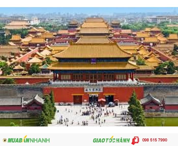 Du lịch Bắc Kinh Thượng Hải Hàng châu Tô Châu 7 ngày